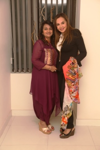 Entrepreneur Madhu Arora & Dr Jamuna Pai