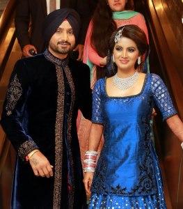 Harbhajan & Geeta Basra