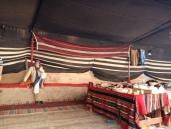 BEDOIUN CAMP AT WADI RUM
