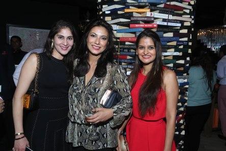 Parul Vadehra, Fatima Karan, Roshni Vadehra