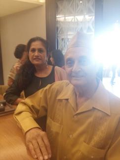 Dr Karan Singh at Royal Fables