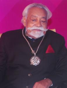 Chef Imtiaz Qureshi, winner of Lifetime Achievement Award