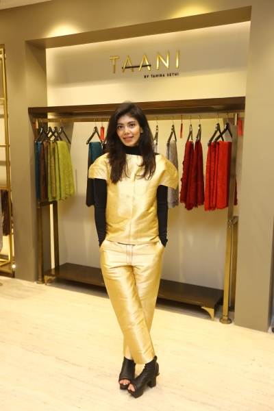 Textile Designer Tanira Sethi