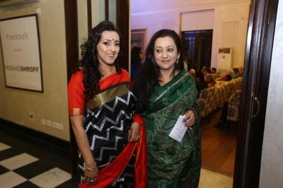 Sunayana and Selina Sen