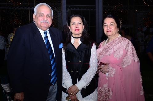 Col. Beri , Ritu Beri, Mrs. Indu Beri