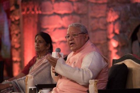 Jaya Jaitley, Minister IKalraj Mishra