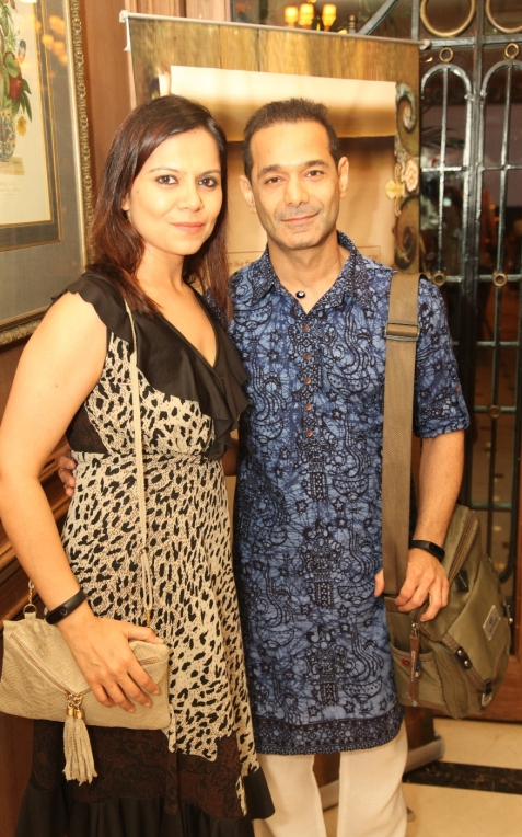 Gunjan With Jatin Kochhar