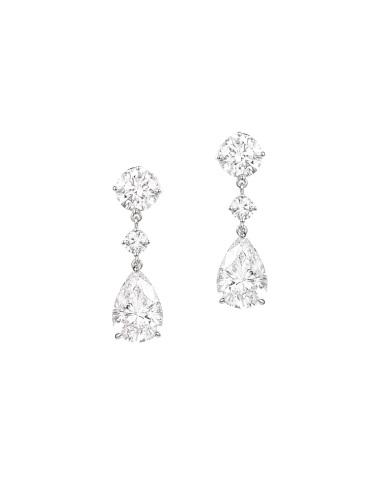 Diamond Earrings by Chopard