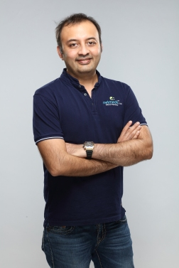 Mr. Pradeep Dadha, Founder and CEO, Netmeds.com