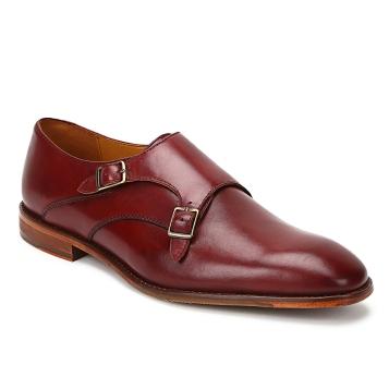 Churchill & Company-Tan Double Monk Strap.Price 6499 Availability-www.churchillshoes.com