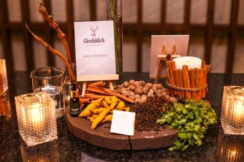 Glenfiddich Experiments_Sweet Obsession