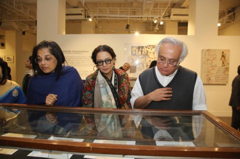 Sukanya Bharatram, Lavina Baldota and Jairam Ramesh
