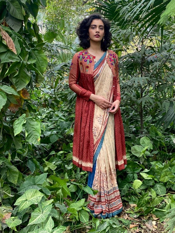 Madam Marigold by Nida Mahmood - Photo Credit - Rohit Chawla - Pic 1