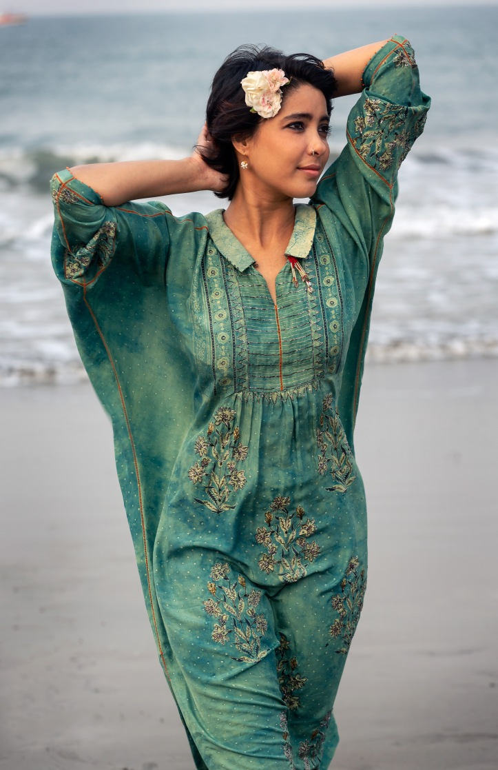 Madam Marigold by Nida Mahmood - Photo Credit - Rohit Chawla - Pic 2